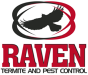 Raven Termite and Pest Control Mobile Logo